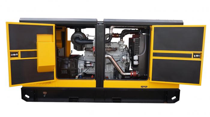 Stager YDY165S3 Generator insonorizat diesel trifazat 150kVA, 217A, 1500rpm [2]