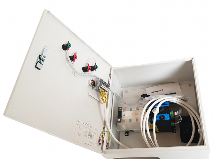 Stager YN200125F12 automatizare monofazata 125A 0