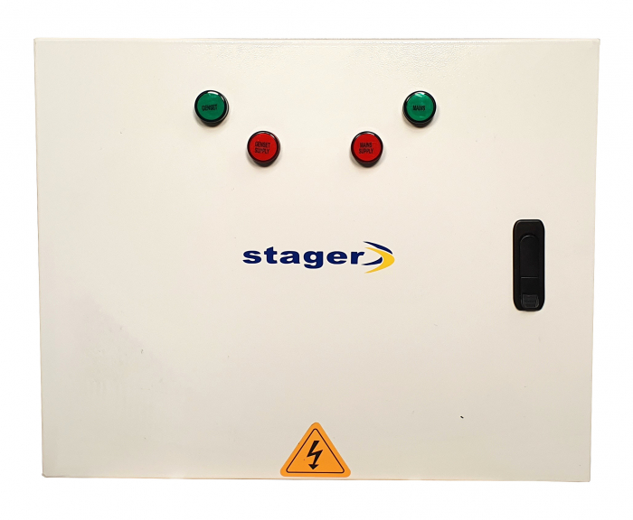 Stager YN40063F24 automatizare trifazata 63A [1]
