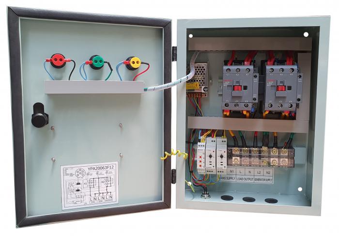 Stager YPA20063F12S automatizare monofazata 63Ah 2