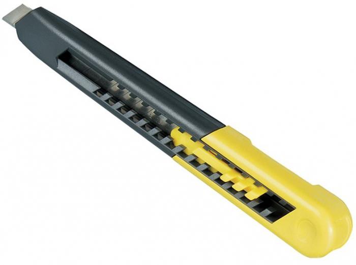 Stanley 0-10-150 Cutter sm 130mm cu lama 9mm 0