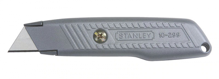 Stanley 0-10-299 Cutter cu lama fixa trapezidala 136mm 0