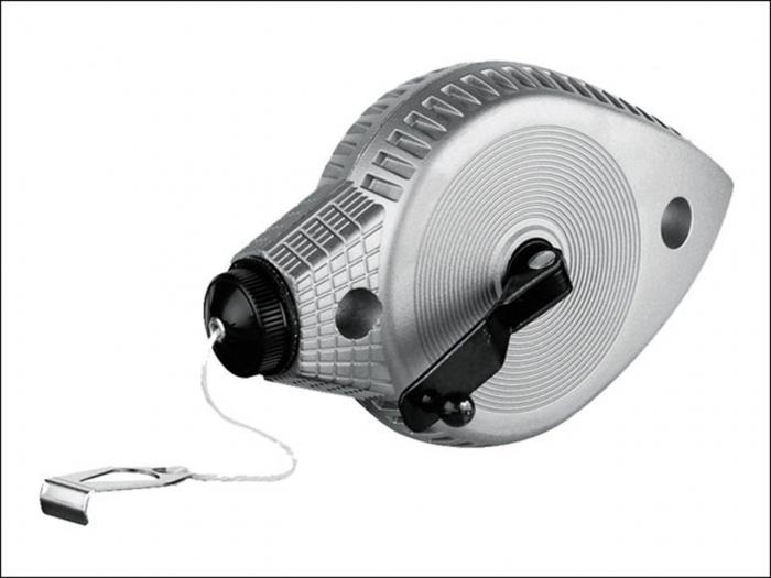Stanley 0-47-100 Sfoara de trasat din aluminiu 30m 0