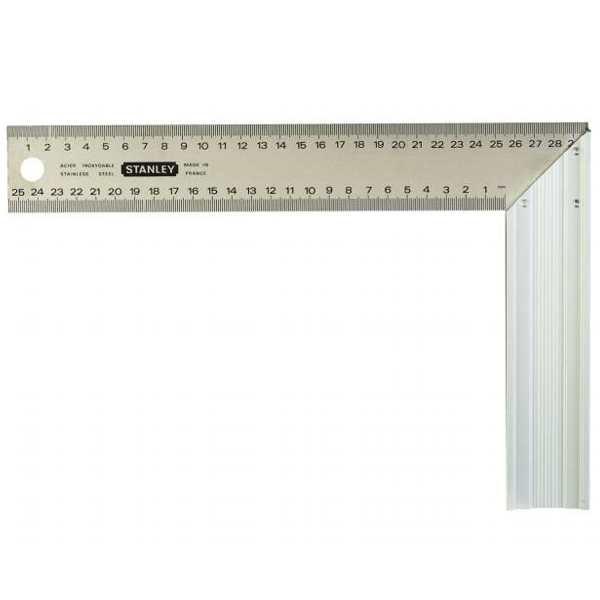 Stanley 1-45-686 Echer din otel pentru dulgherie 300 x 200 mm 0