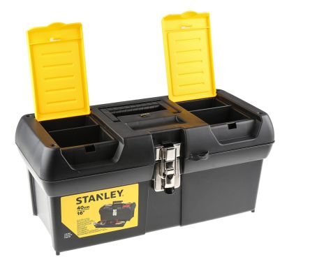 "Stanley 1-92-065 Geanta de depozitare 16"" cu prindere metalica 40x18x13 cm 1"