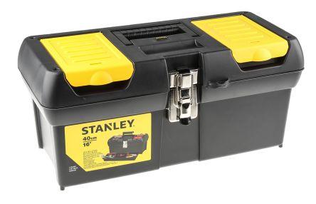 "Stanley 1-92-065 Geanta de depozitare 16"" cu prindere metalica 40x18x13 cm 0"