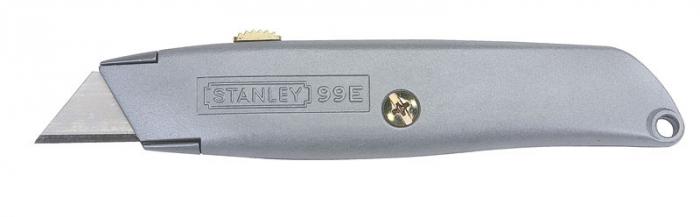 Stanley 2-10-099 Cutter 99e cu lama retractabila + 3 lame - blister 0