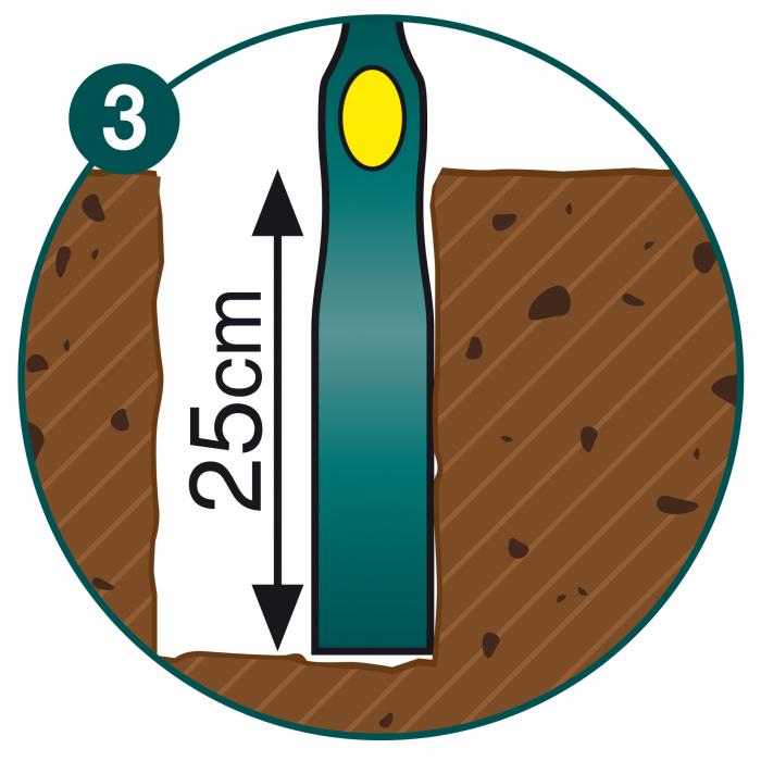 Tarnacop DUOPRO 2,3 kg, locas oval, coada NOVAMAX [0]