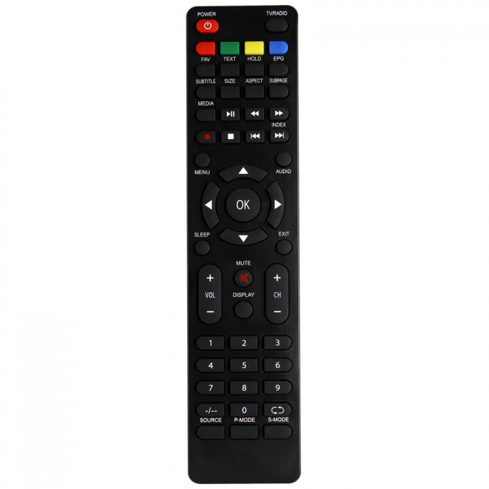 Televizor LED Allview, 63 cm, 25ATC5000 Full HD 1