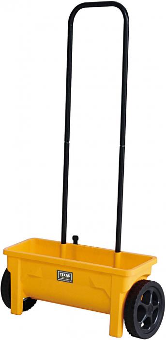TEXAS Smart Spreader 100 dispozitiv de imprastiat, 12 litri, reglabil, latime lucru 45cm 0