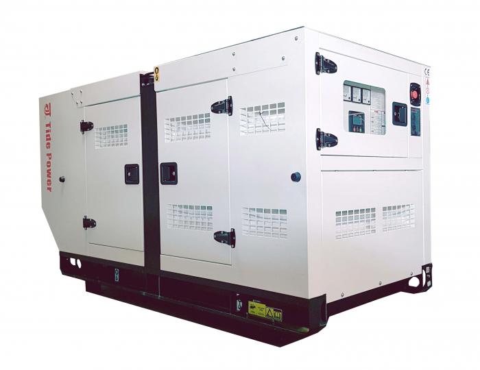 Tide Power TC40C-T Generatorl insonorizat diesel trifazat, 40kVA, 57A, 1500rpm cu automatizare 2