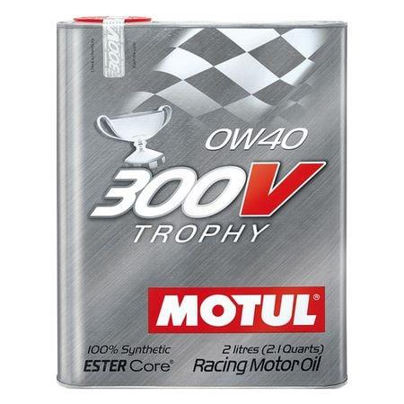 Ulei motor Motul 300V Trophy 0W40, 2L 0