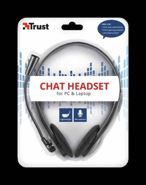 Trust Action Chat Headset 3
