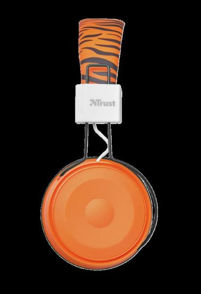 Trust Comi BT Kids Headphones - Orange 3
