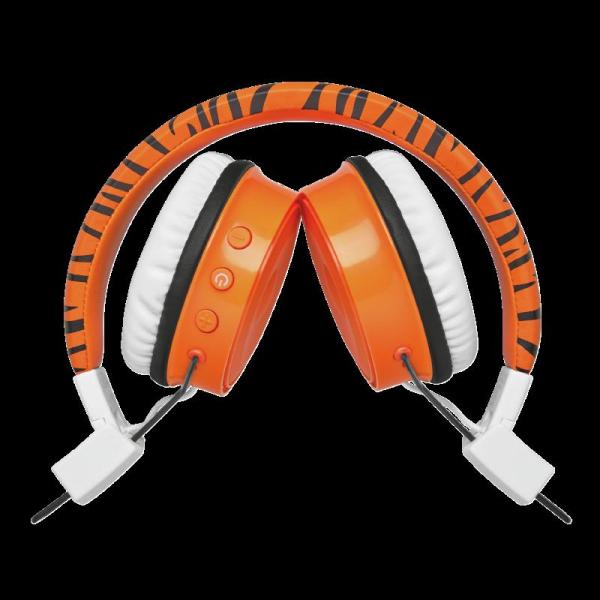 Trust Comi BT Kids Headphones - Orange 2
