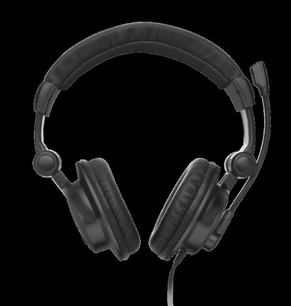 Casti cu microfon Trust Como, Cu fir, Jack 3.5 mm, Negru 0