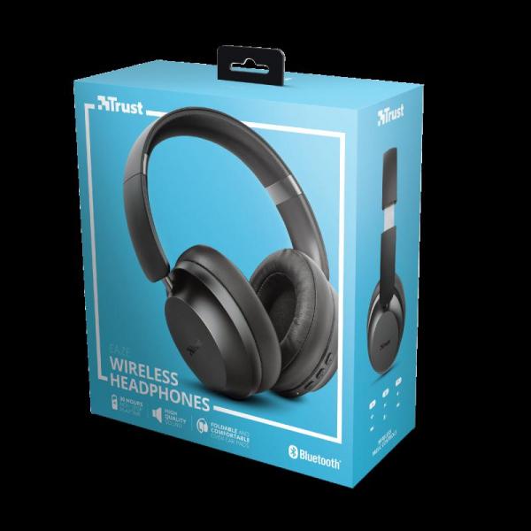 Trust Eaze Wireless Over-ear Headphones 8