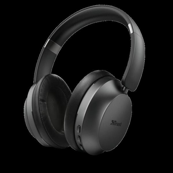 Trust Eaze Wireless Over-ear Headphones 0