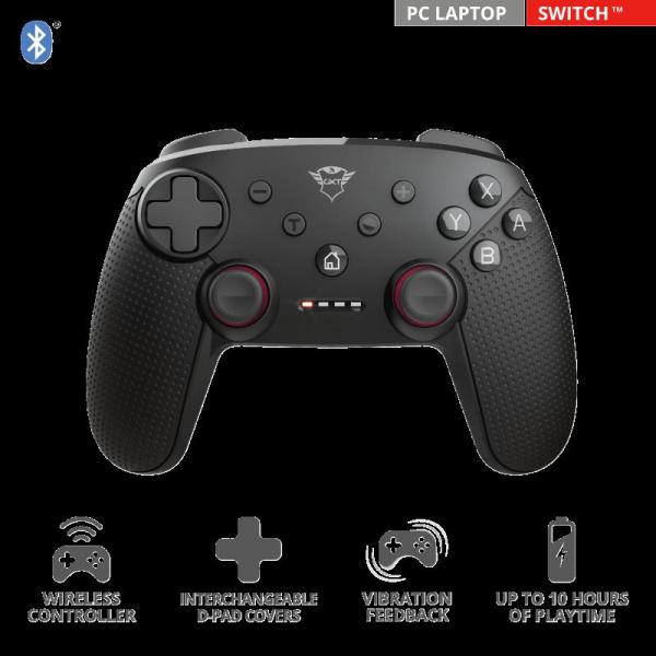 Trust GXT 1230 Muta Controller N Switch 1