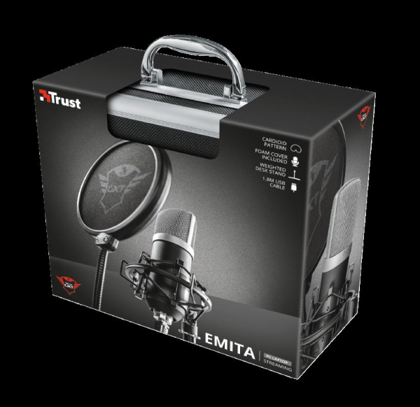 Microfon Trust Emita GXT252 9