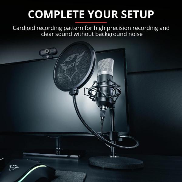 Microfon Trust Emita GXT252 8