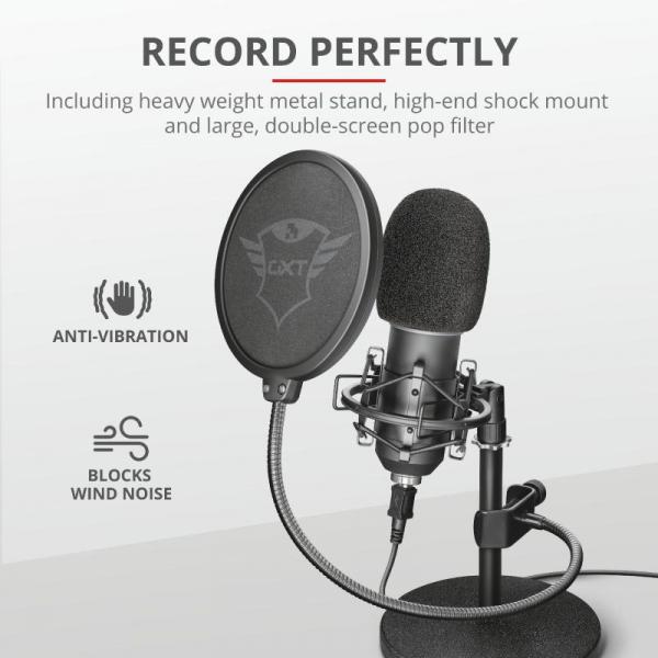 Microfon Trust Emita GXT252 4