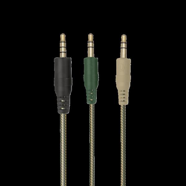 Casti Gaming Trust GXT 322C Carus, Microfon, Jack 3.5mm (Verde) 6