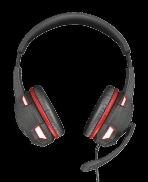 Trust GXT 407 Ravu Illuminated Headset 2