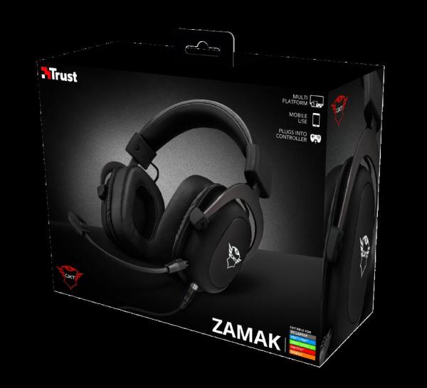 Trust GXT 414 Zamak Premium Headset 6