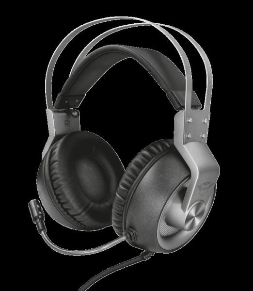 Trust GXT 430 Ironn Gaming Headset 0