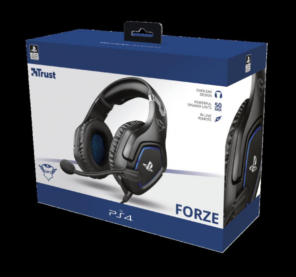 Trust GXT 488 Forze PS4 Gaming Headset 9