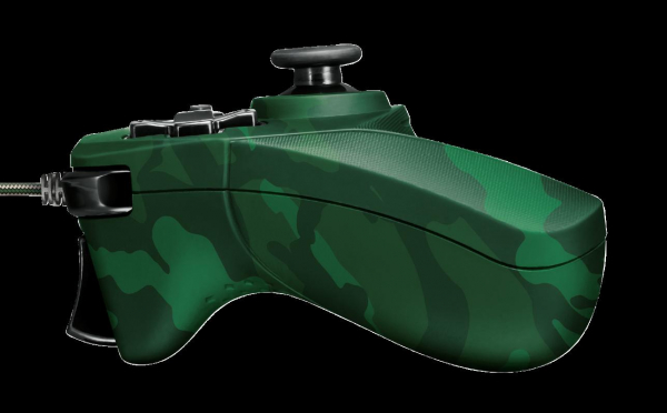 Trust GXT 540C Yula Wired Gamepad camo 3