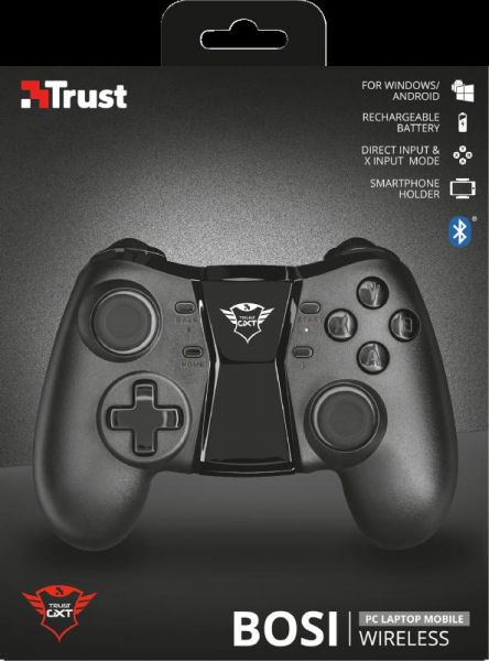 Trust GXT 590 Bosi Bluetooth Wi Gamepad 6