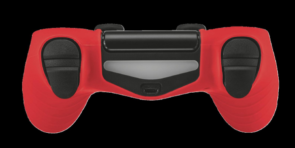 Trust GXT 744B Rubber Skin PS4 CTRL Red 2