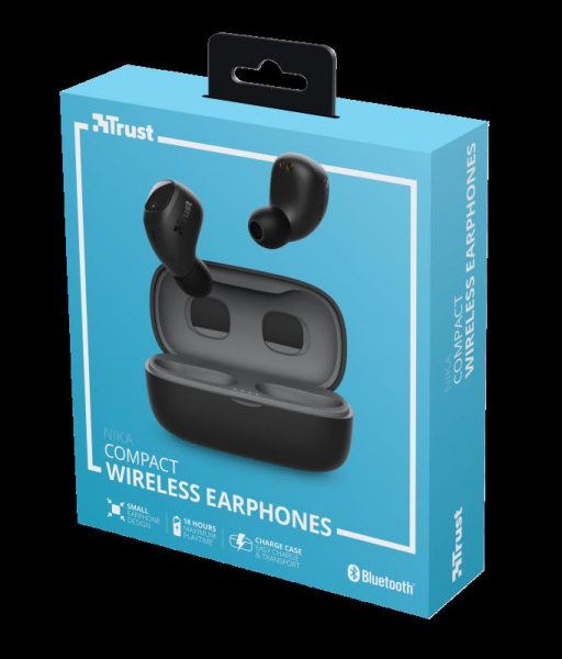 Trust Nika Compact Bluetooth Earphones 9