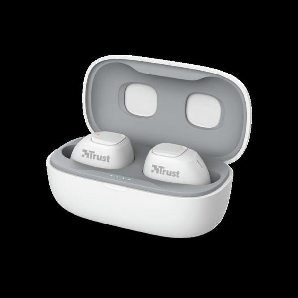 Trust Nika TWS Bluetooth Earphones White 3