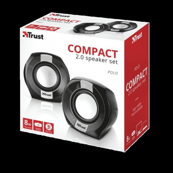 Trust Polo Compact 2.0 Speaker Set 6
