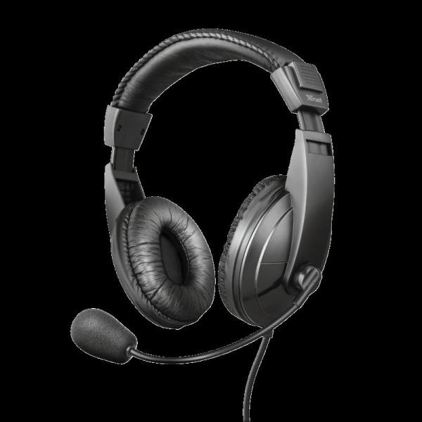 Trust Quasar Headset for PC and laptop 2