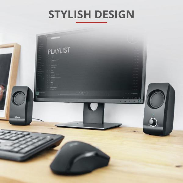 Boxe Stereo Trust Remo 2.0 Speaker Set TR-17595 4