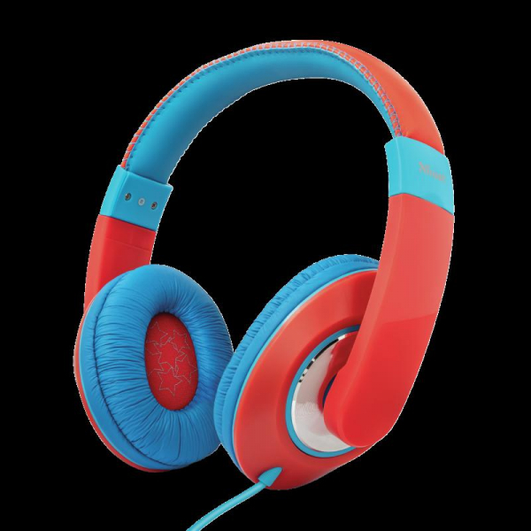 Trust Sonin Kids Headphones - red 0