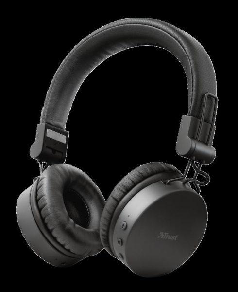 Trust Tones Bluetooth Wireless Headphone 0