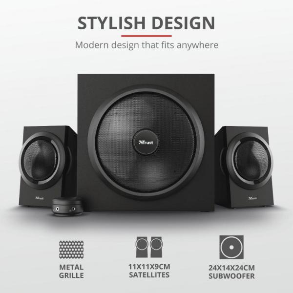 Trust Yuri 2.1 Speaker Set 4
