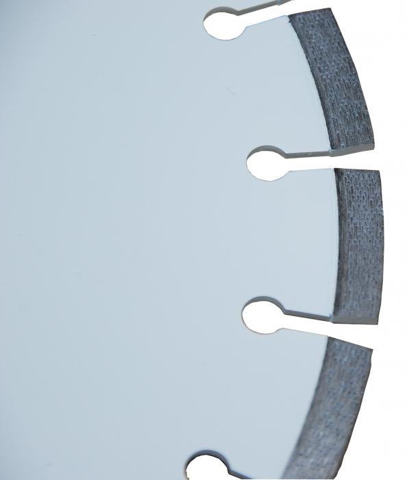 Tudee 450x25.4mm, Disc diamantat debitare beton dur [0]