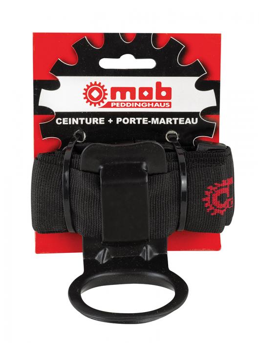 Centura textil cu suport metalic pentru ciocan D, Mob&Ius 0