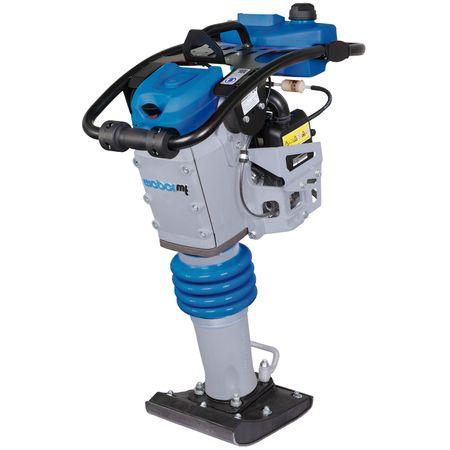 Mai compactor, Weber SRV 660 Hd, motor Honda, benzina 3,8 CP [0]