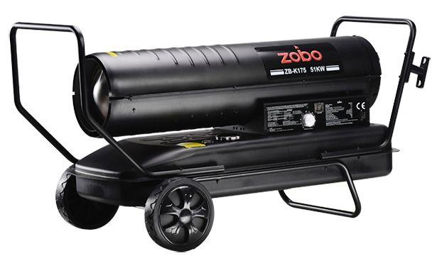 Zobo ZB-K175 Tun de aer cald, ardere directa, 51kW 0