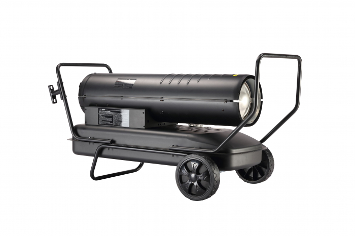 Zobo ZB-K215 Tun de aer cald, ardere directa, 63kW 2