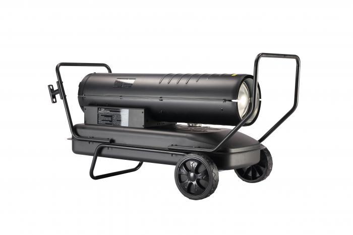 Zobo ZB-K215 Tun de aer cald, ardere directa, 63kW 0