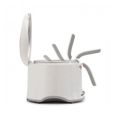 Friteuza Tefal Uno Fryer FF123130, 1600 W, 1 kg, 1.6 l, Alb1
