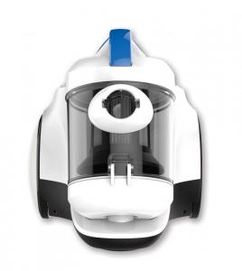 Aspirator fara sac Heinner HVC-MC700WB, 700 W, 2 L, Hepa 10, Albastru/Alb2